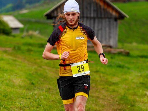 Andrei Soveresan – cea mai rapida traversare a arcului Carpatilor romanesti