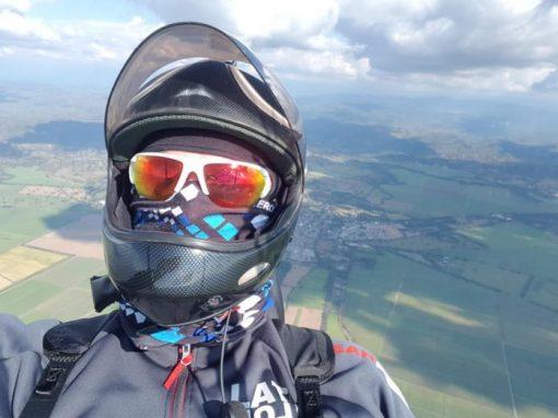 Cristian Deacu – cel mai lung zbor liber cu parapanta – 284,2 km