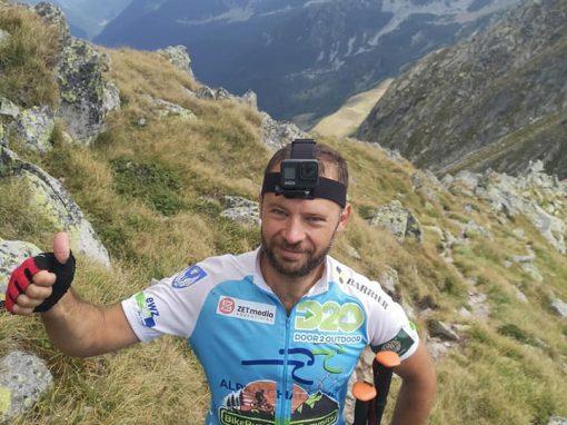 Dan Garleanu – 14 varfuri de peste 2.500 m in 72 ore si 45 minute